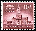 Independence Hall 1956 Issue-10c.jpg