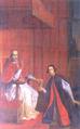 Inocêncio XI e D. Luís de Sousa (c. 1682-1683) - Félix da Costa Meesen.png