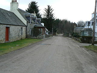 Insh Human settlement in Scotland