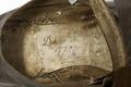 Insida av Gustav IIIs sko till revolutionsuniformen - Livrustkammaren - 83989.tif