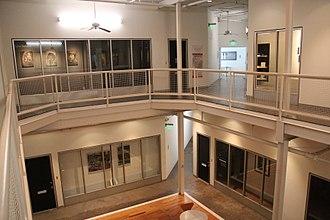 Museum of Contemporary Art of Georgia - Inside the museum