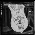 Insignia of Marine Squadron 217, based on Bougainville - NARA - 520986.tif