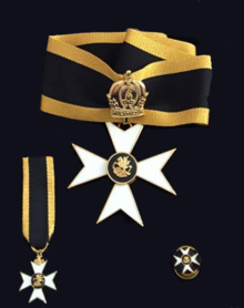 Insignie des St. Georgs-Orden (Habsburg-Lothringen) .png