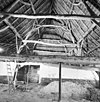interieur, overzicht schuur, kapconstructie - sint-oedenrode - 20001811 - rce