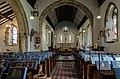 Interior, All Saints' church, Upton cum Kexby, Lincs (18001782958).jpg