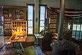 Interior 02 - campaign cottage - Garfield House Historic Site (30475276070).jpg