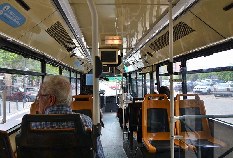 Transporte público em Valência