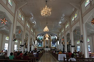 Roman Catholic Diocese of Borongan diocese of the Catholic Church in the Philippines
