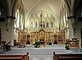 Interior of St. Raphael's Cathedral, Dubuque 01.jpg