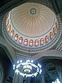 Interior scene Grand Mosque 2, Macca.jpg