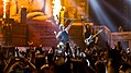 Iron Maiden - The O2 - Saturday 27th May 2017 IronMaidenO2 270517-56 (34145617874).jpg
