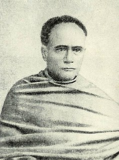 Ishwar Chandra Vidyasagar Indian philosopher, academic, writer, translator, entrepreneur, social reformer and philanthropist