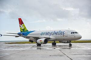 Air Seychelles - Air Seychelles Airbus A320-200