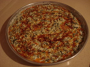 Borani - Turkish borani with spinach
