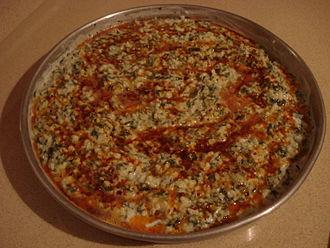 Borani - Turkish borani with spinach