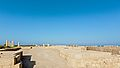 Israel Relique in Caesarea, Israel (8269503608).jpg