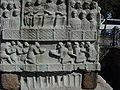 Istanbul - Ippodromo - Base obelisco Teodosio lato NO sotto.jpg