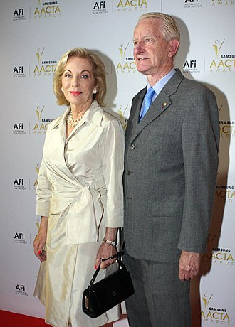 Ita Buttrose - Ita Buttrose at the AACTA Awards