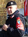 Italian Carabinieri KFOR Soldier at Ibar River Bridge - Mitrovica (Albanian Side) - Kosovo.jpg