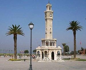 İzmir Clock Tower - Image: Izmir Uhr Turm