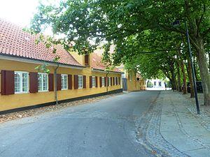 Jægersborg - Jægersborg Barracks