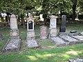 Jüdischer Friedhof Koblenz Grabsteine 2009.jpg