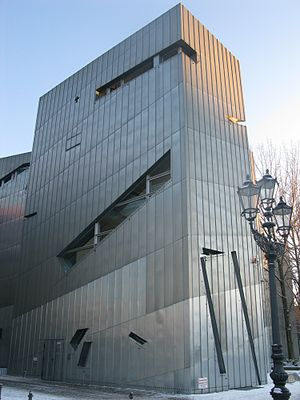 The Jewish Museum Berlin (architect: Daniel Li...