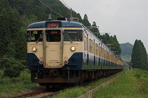 JRE 113-SotobouLine