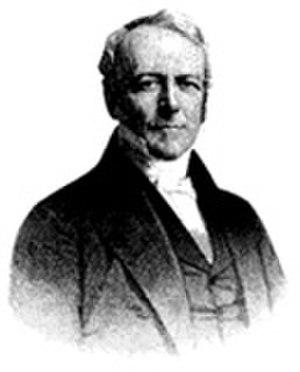 James Waddel Alexander - J. W. Alexander.