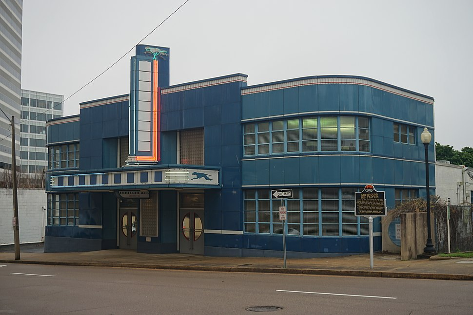 Jackson December 2018 20 (Old Greyhound Bus Station)