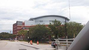 Jacksonville Veterans Memorial Arena - Image: Jacksonville veterans Arena 3