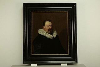 Portrait of Mattheus Rees