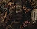 Jacopo Tintoretto - De verkondiging aan Maria - 2566 (OK) - Museum Boijmans Van Beuningen.jpg
