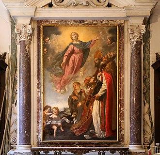 Basilica della Santissima Annunziata - Wikipedia