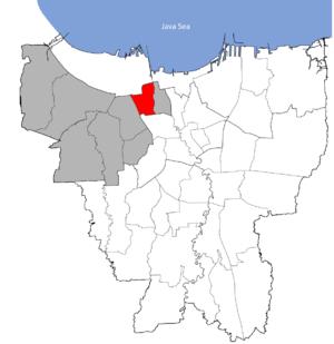Tambora, Jakarta - Tambora in West Jakarta
