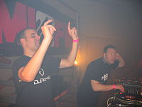 JamX & De Leon aka DuMonde @ The Power Zone