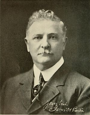 James H. Preston - Image: James H. Preston