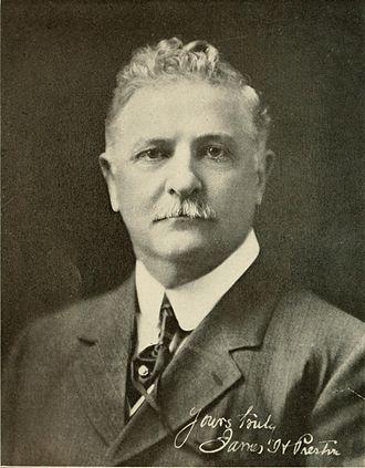 James H. Preston - Image: James H. Preston