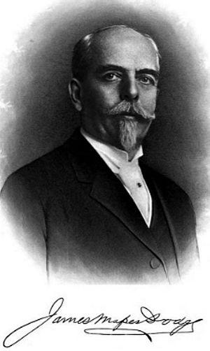 James Mapes Dodge - James Mapes Dodge (1852-1915)