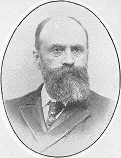 James McShane former mayor of Montreal, Quebec (1891-1893)