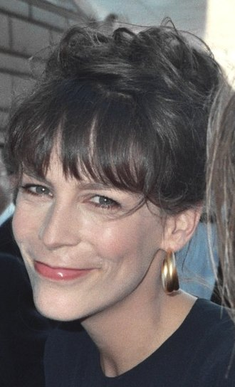 Jamie Lee Curtis - Curtis at the 1989 Emmy Awards