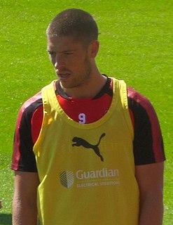 Jamie Proctor English footballer