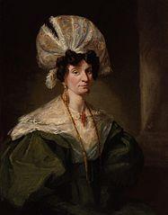 Jane Hood (née Reynolds)