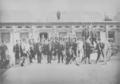 Japanese Soldiers, Oshou-jima fort, Dalian 1894.png