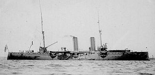 protected cruiser of the Imperial Japanese Navy