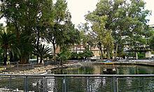 Murcia wikipedia la enciclopedia libre for Jardin de la polvora murcia