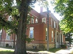 Jasper County Courthouse in Newton.jpg