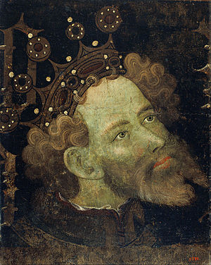 Peter IV of Aragon - Image: Jaume Mateu Peter IV the Ceremonious Google Art Project