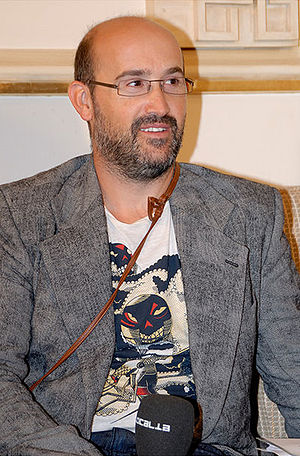 Cámara, Javier (1967-)