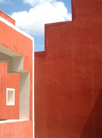 Jawahar Kala Kendra - Jawahar Kala Kendra, designed by Charles Correa, in Jaipur, Rajasthan.